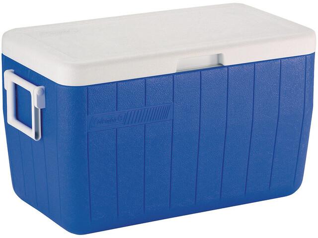 Coleman 48QT Cooler, blå
